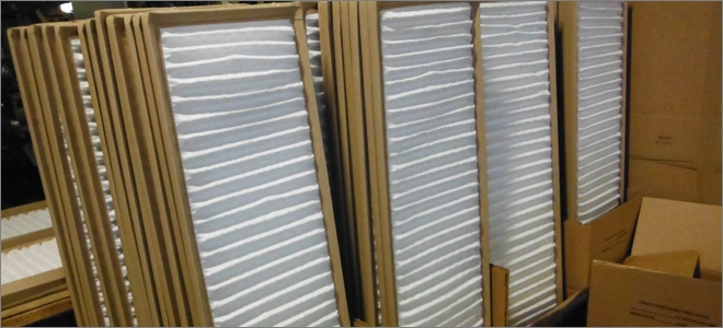 Air Rite Service Supply Custom Filter Manufacturing